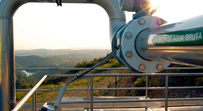 reutilización agua regenerada, clave camino economía circular Andalucía