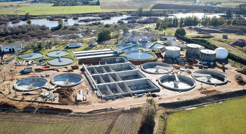 SUEZ Advanced Solutions contribuye ampliación EDAR Badajoz