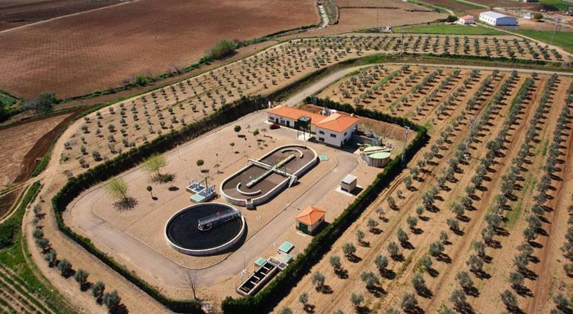 Badajoz incrementa 70% volumen agua residual depurada durante 2016