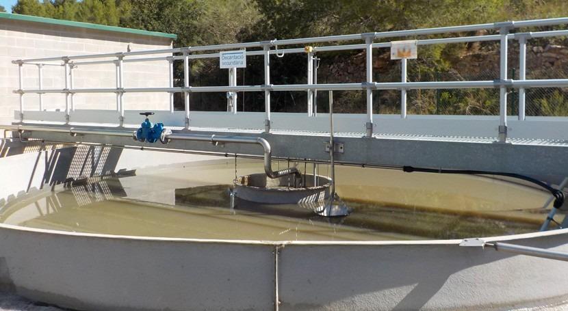 Cataluña mejora saneamiento Ebro activación EDAR Benifallet