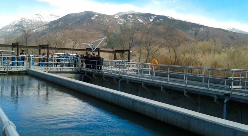Aragón destina 600.000 euros FITE actuaciones locales ciclo integral agua