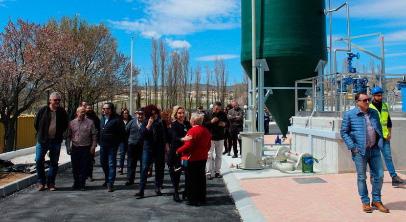 Gobierno Murcia invierte más millón euros nueva depuradora Sabinar
