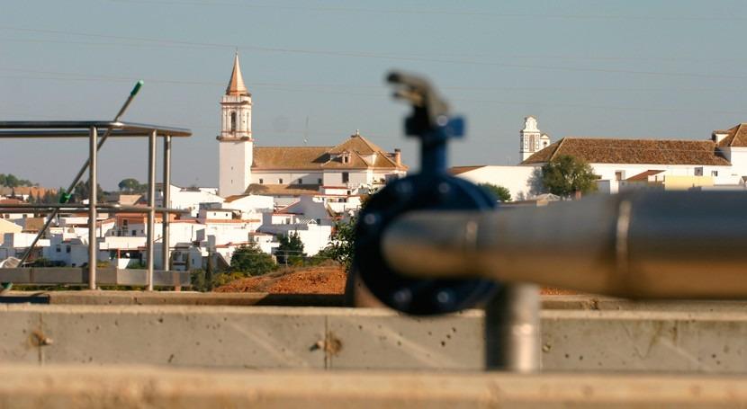 Giahsa reanuda gestión ciclo integral agua Gibraleón