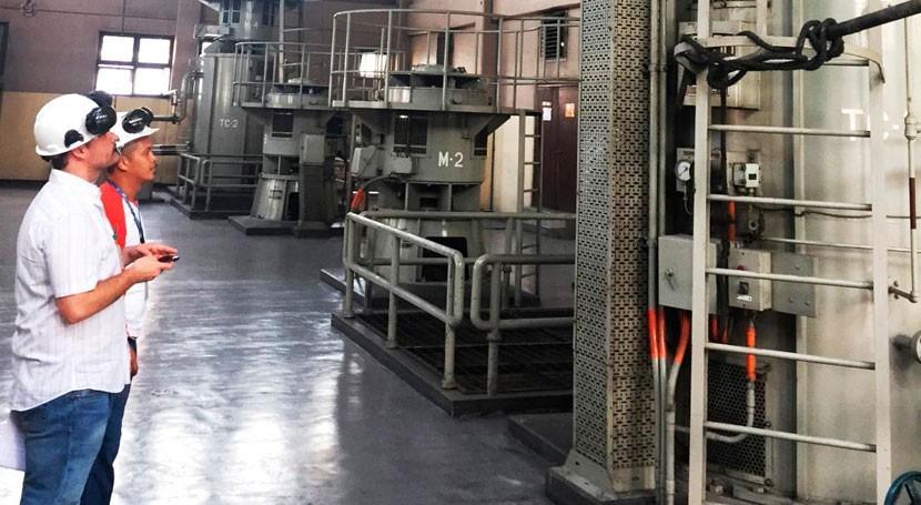 Eptisa participará construcción planta tratamiento aguas Manila