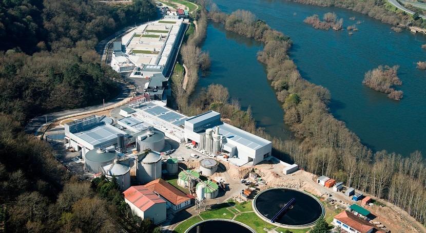 Adjudicadas obras acometida eléctrica EDAR Ourense 1,5 millones euros