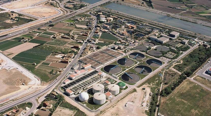 Gobierno valenciano intenta evitar cierre parcial depuradora Pinedo