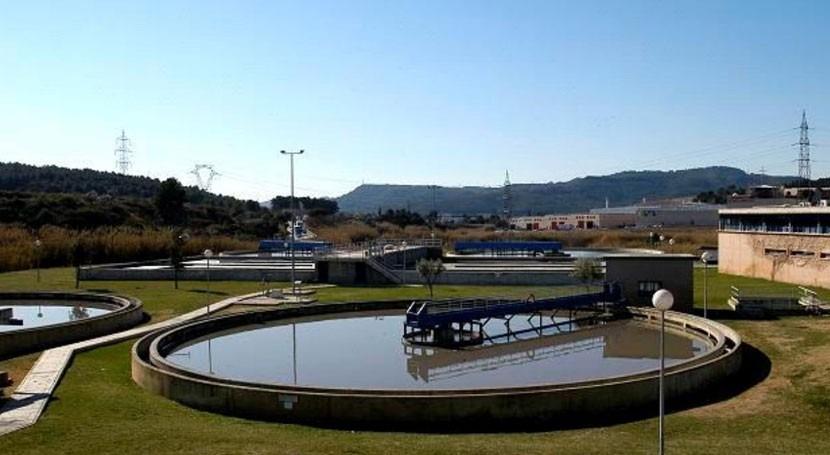 Cataluña impulsa mejora colector aguas residuales Can Xercavins, Rubí
