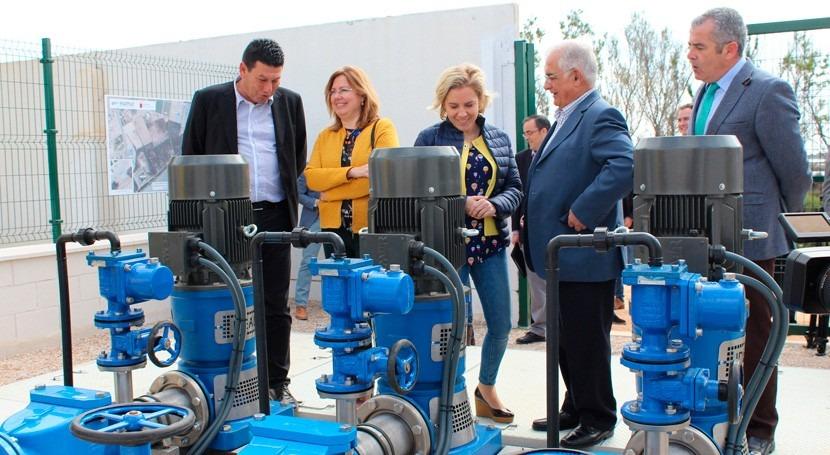 Gobierno Murcia concluye obras EDAR San Pedro Pinatar