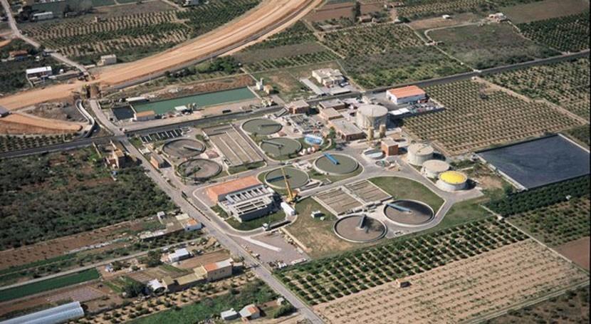 Comunidad Valenciana depuró 431 hectómetros cúbicos aguas residuales 2015