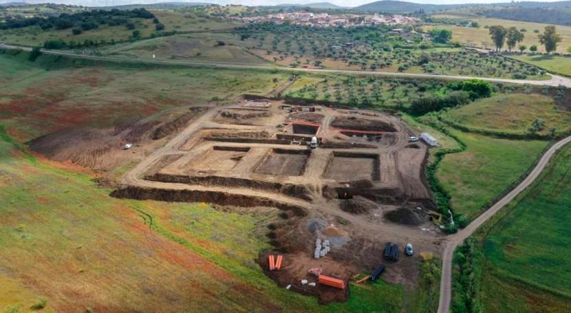 Extremadura declara urgente ocupación terrenos ejecución obras saneamiento