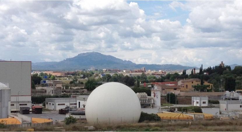 EDAR de Sabadell