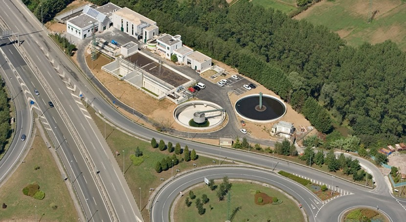 DAM operará saneamiento instalaciones periféricas Consorcio Aguas Bilbao-Bizkaia