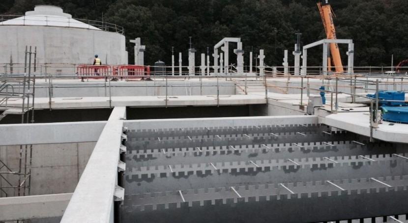 nueva EDAR Orense triplicará capacidad actual