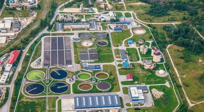 España facturó 1.230 millones euros concepto depuración aguas residuales 2017