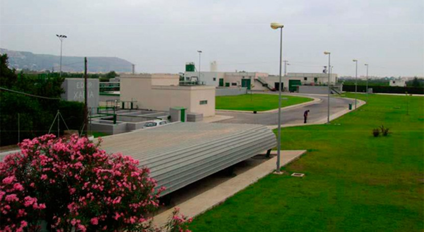 EPSAR adjudica DAM gestión EDAR Xàbia (Alicante)