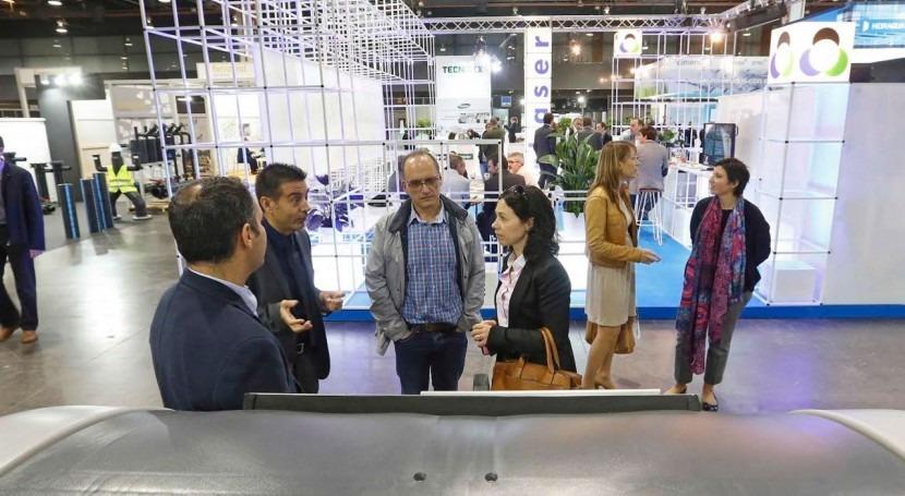 Efiaqua, Egética y Ecofira arrancan amplia gama soluciones industriales sostenibles