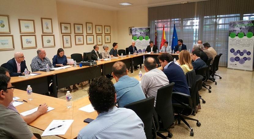 """Murcia participa """"Castwater"""", proyecto mejora uso agua sector turístico"""