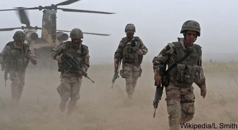 Ejércitos ambientales