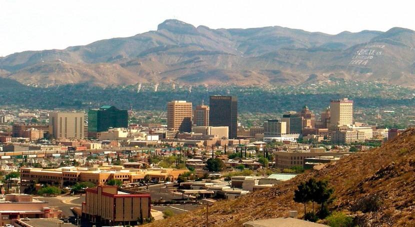 condado Paso, Texas, avanza proyectos saneamiento