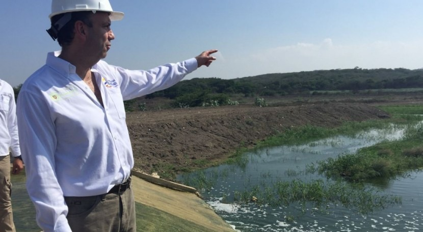 Colombia apuesta recuperación integral lago Cisne