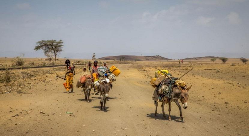 Millones personas necesitan ayuda urgente enfrentar impacto Niño