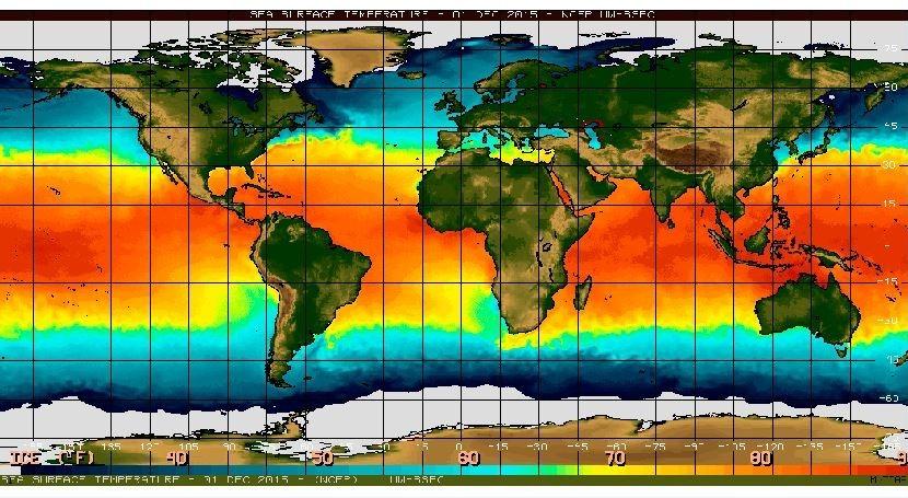 ' Niño' seguirá siendo intenso próximo invierno hemisferio norte