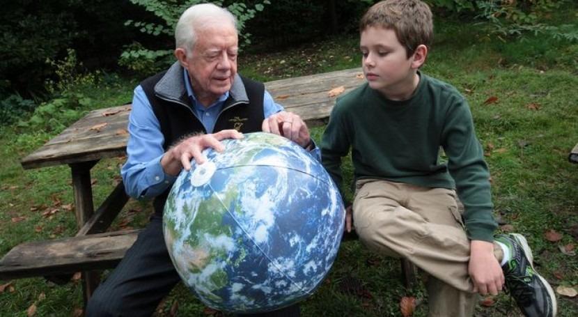 """líderes mundiales proponen plan """"radical y sostenible"""" afrontar cambio climático"""
