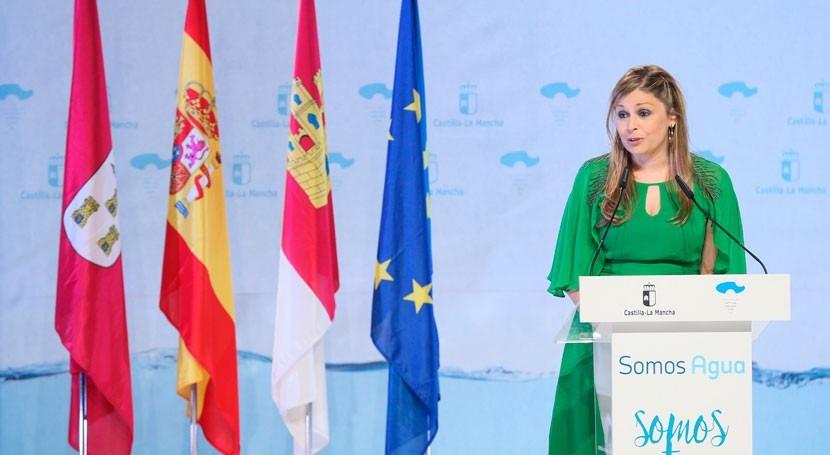 Castilla- Mancha reafirma compromiso luchar mayores caudales agua Comunidad