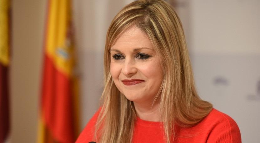 Fallece Elena Cruz, consejera Fomento Castilla- Mancha