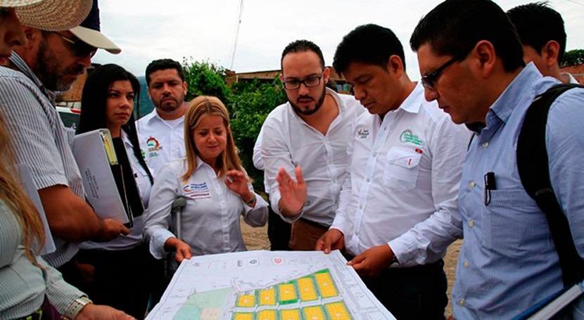 Antes finalizar año se entregarán primeras viviendas y agua damnificados Mocoa