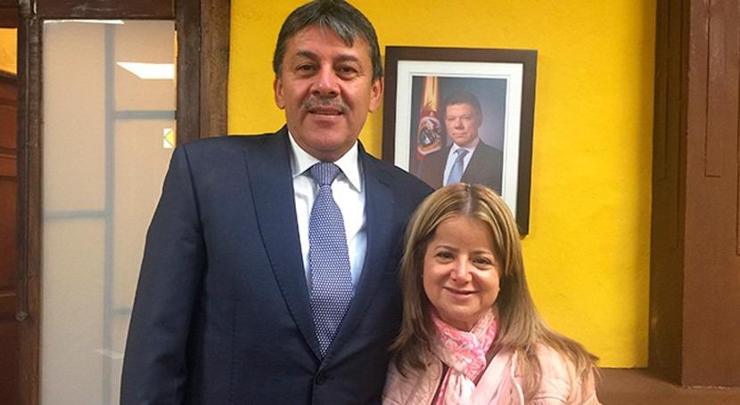 Harold Guerrero López, nuevo Viceministro Agua y Saneamiento Básico Colombia