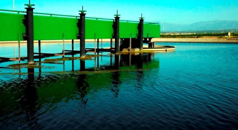 CONAQUA asesora EMAYA eficiencia energética sistema aguas residuales Palma