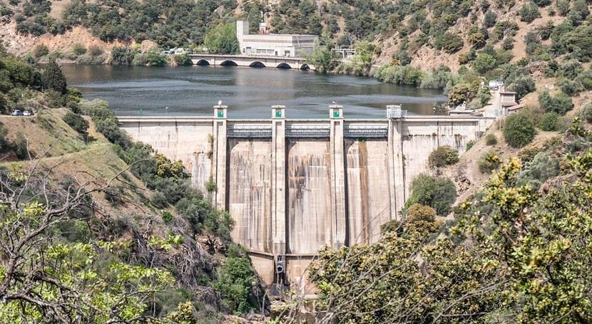 sequía se agrava: embalses España, mínimos