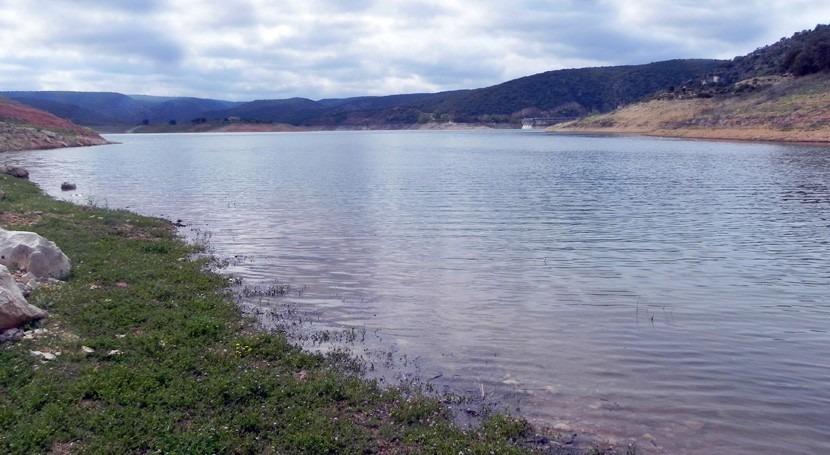 marcha obras emergencia mejorar seguridad estructural presa Tajera