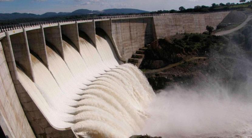 pantanos Red Emasesa, al 88% capacidad gracias últimas lluvias