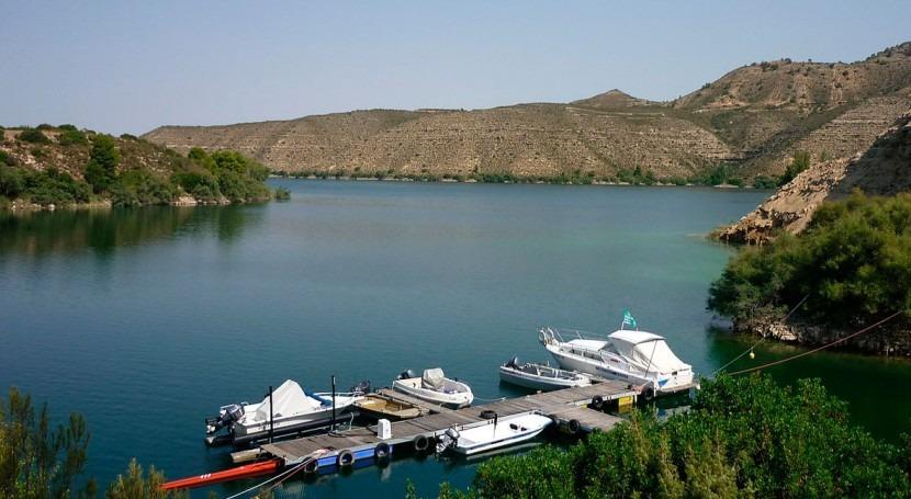 reserva hídrica española aumenta al 60,8% capacidad