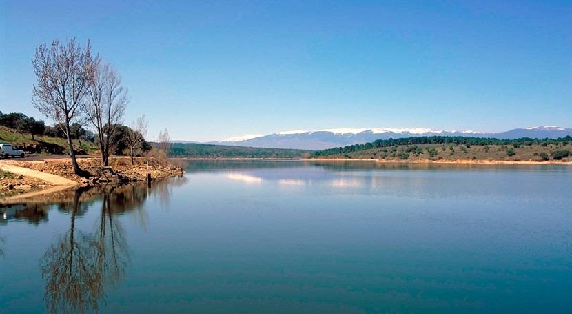 año hidrológico arranca precipitaciones y bajada consumo Comunidad Madrid