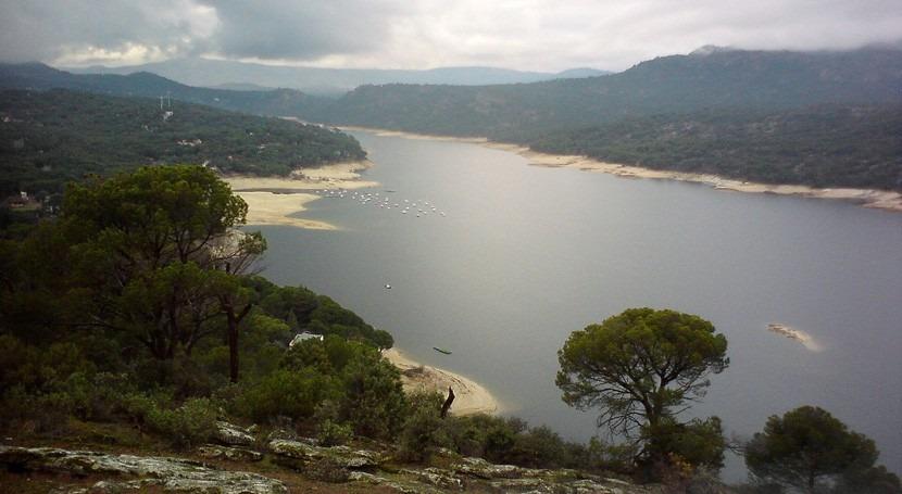 aguas pantano San Martín Valdeiglesias obtienen 6ª vez máxima calificación