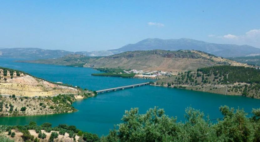 Finalizan obras EDAR Iznájar Andalucía