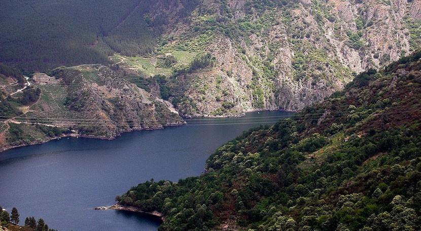 Licitados nuevos planes emergencia presas demarcación Galicia-Costa