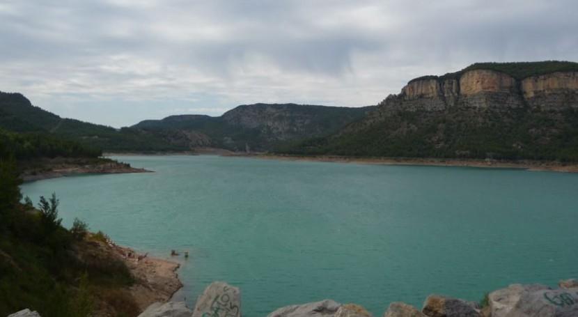 Finalizan obras abastecer agua regantes Algallarín Arenoso