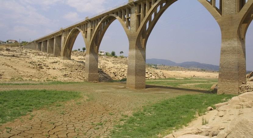 sequía como pretexto consolidar escasez
