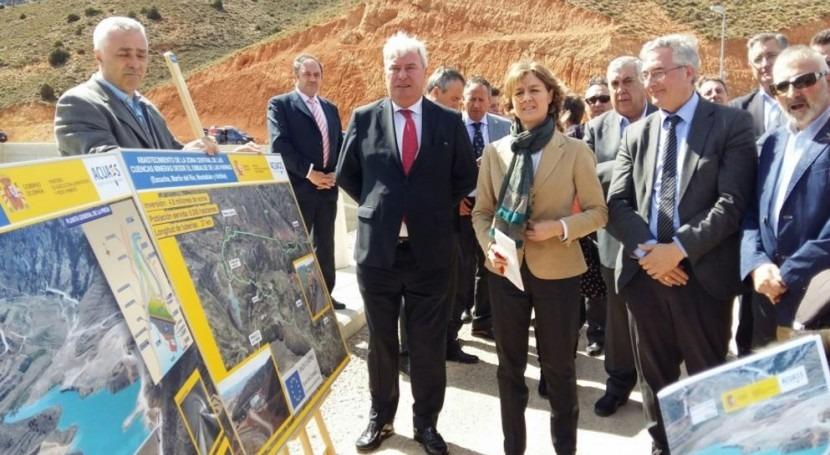 embalse Parras impulsará actividad económica y agrícola cuencas mineras