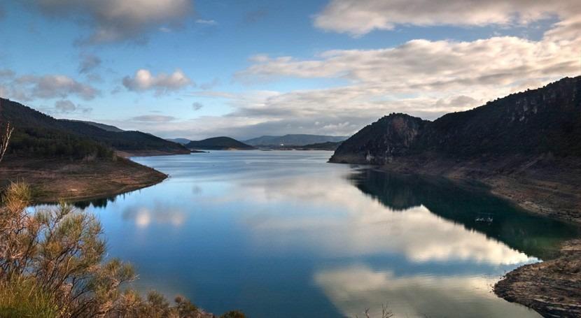 Confederación Hidrográfica Tajo confirma que no hay lodos ni Entrepeñas ni Buendía