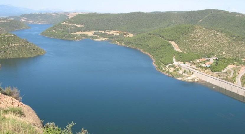 Se licita nueva fase restitución territorial embalse Rialb 2,4 millones