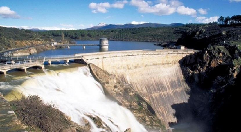 embalses Madrid, al 90% haber desembalsado 20 hectómetros cúbicos agua