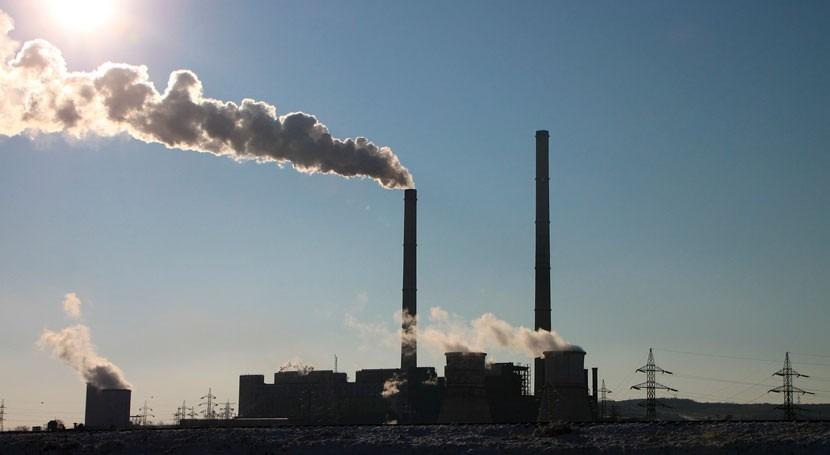OCDE pide elevar precio carbono abordar cambio climático
