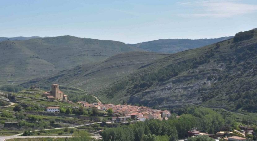 CHE adjudica proyecto restitución territorial embalse Enciso ( Rioja)