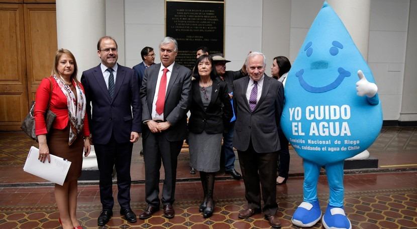 Gobierno Chile destaca cumplimiento compromisos adquiridos materia riego