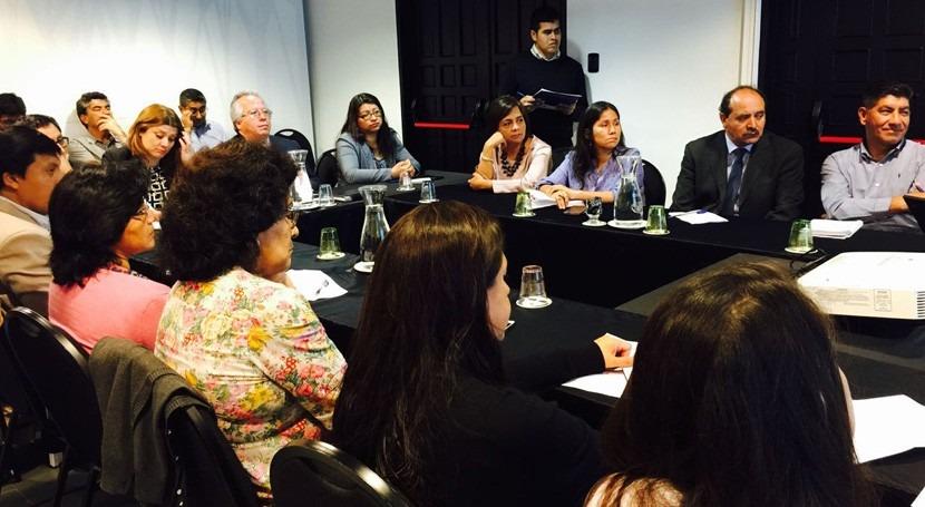 Chile, Panamá y Perú comparten experiencias agua y saneamiento rural